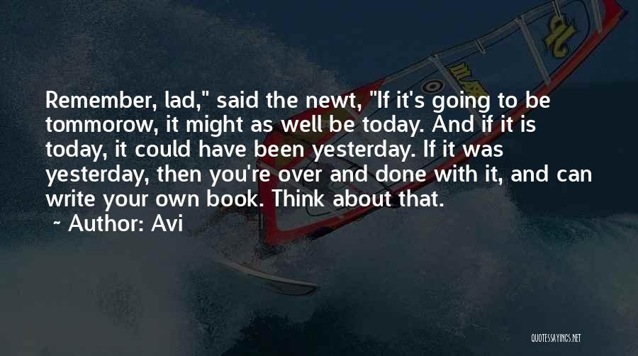 Avi Quotes 161273