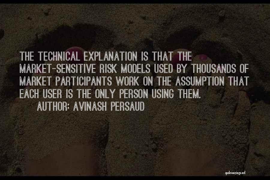 Avinash Persaud Quotes 1781748