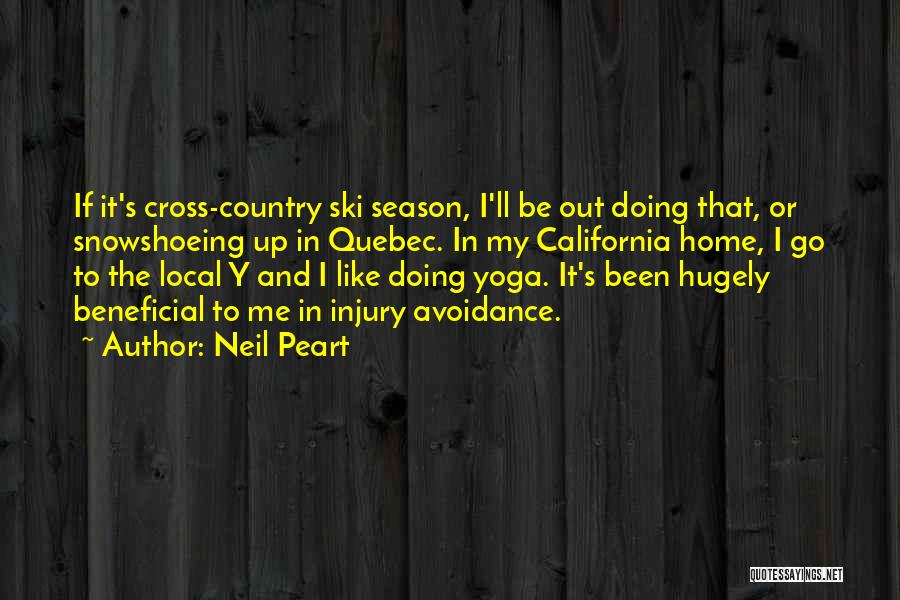Avoidance Quotes By Neil Peart
