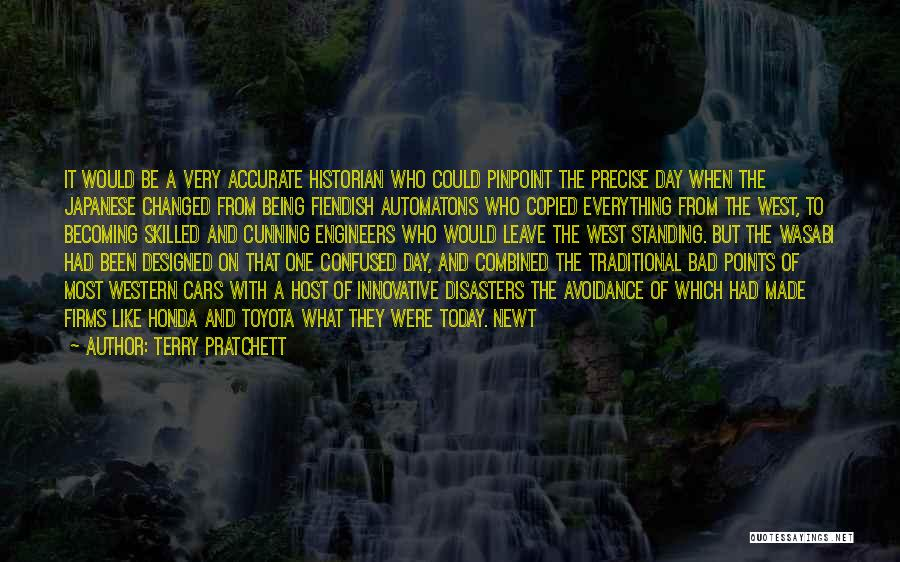 Avoidance Quotes By Terry Pratchett