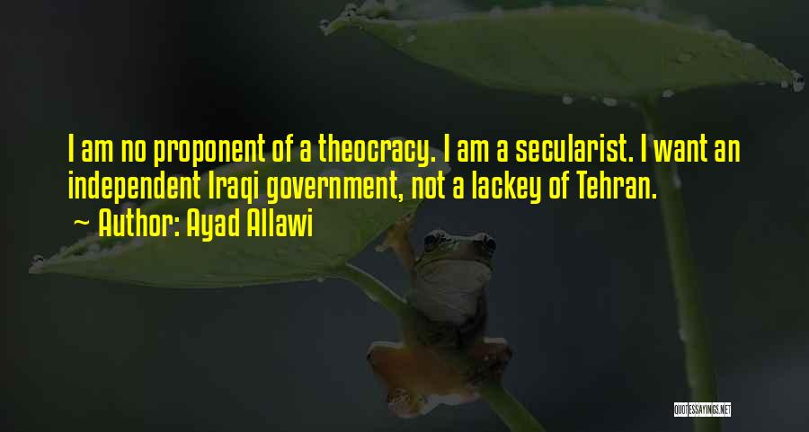 Ayad Allawi Quotes 1466665