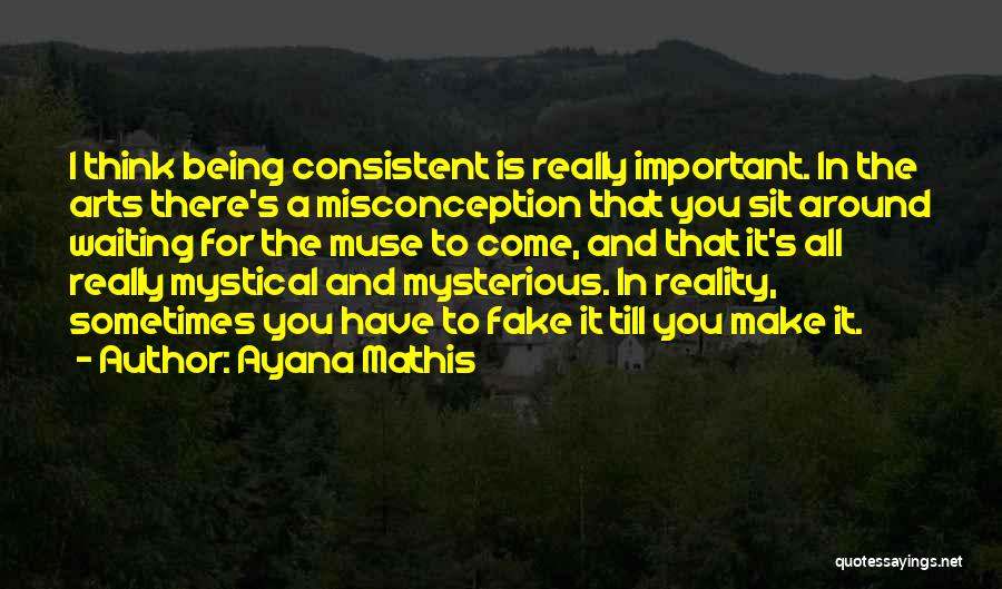 Ayana Mathis Quotes 1610644