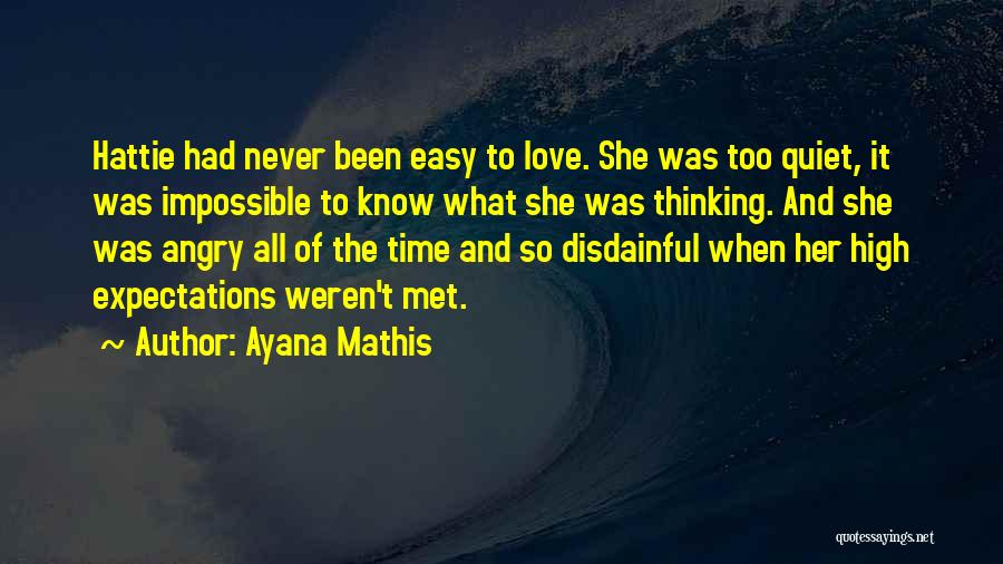 Ayana Mathis Quotes 2216050