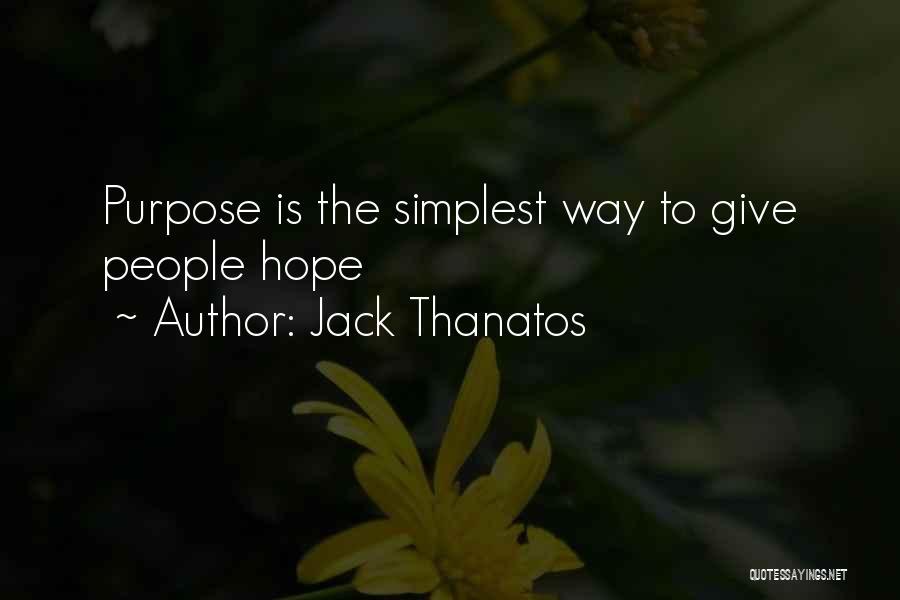 Azazel Quotes By Jack Thanatos