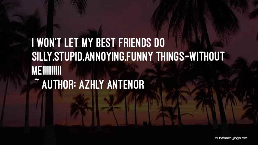 Azhly Antenor Quotes 1615570