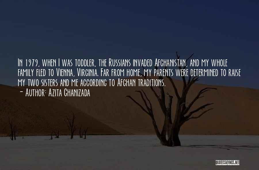 Azita Ghanizada Quotes 1134768