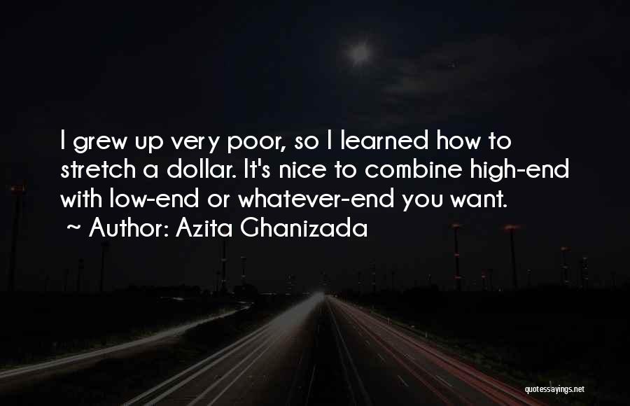 Azita Ghanizada Quotes 121984