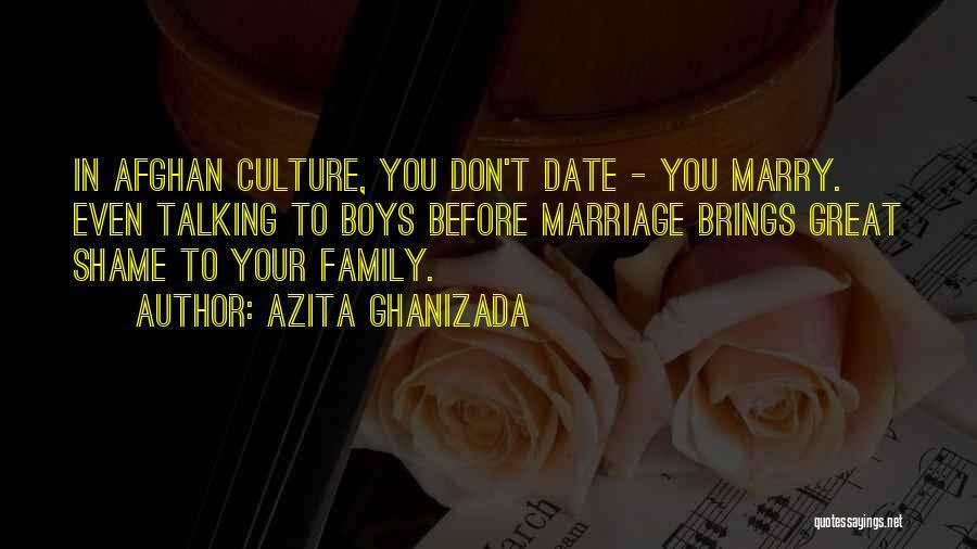 Azita Ghanizada Quotes 1842279