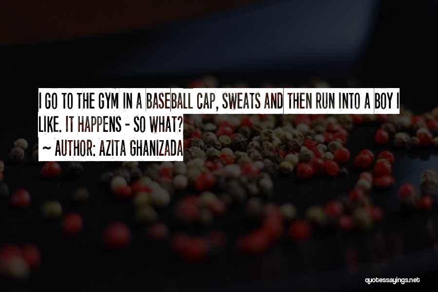 Azita Ghanizada Quotes 2085618