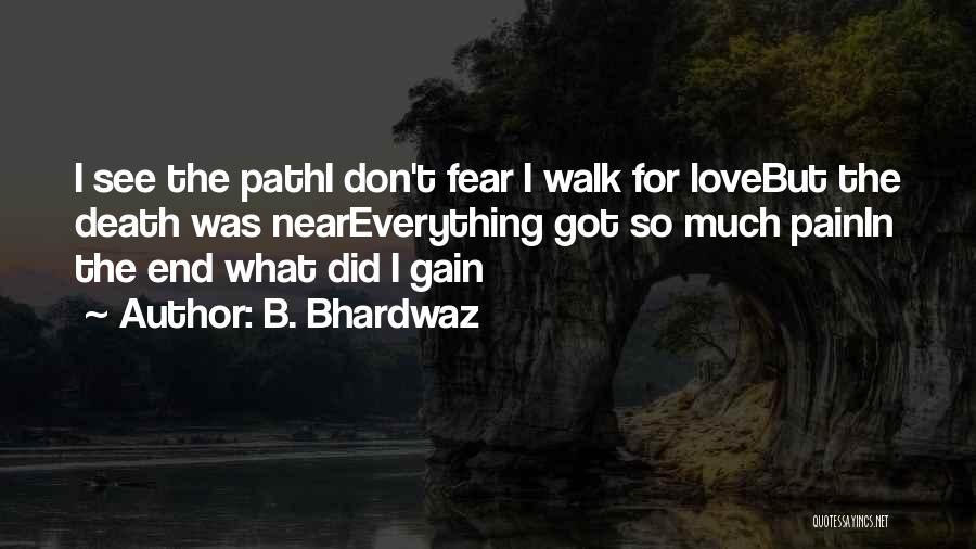 B. Bhardwaz Quotes 117040