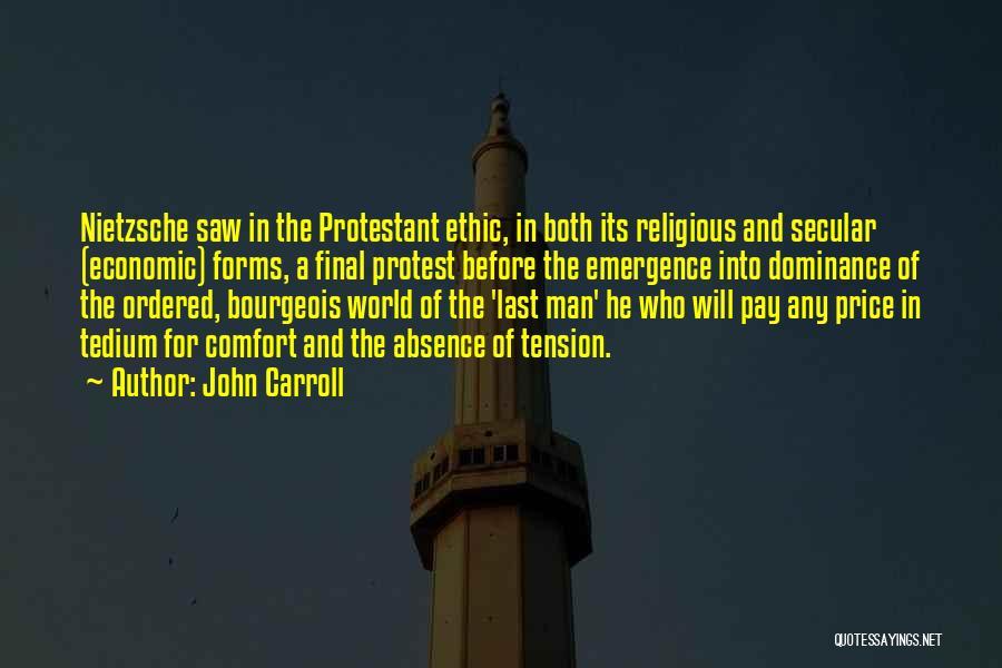 B H Carroll Quotes By John Carroll
