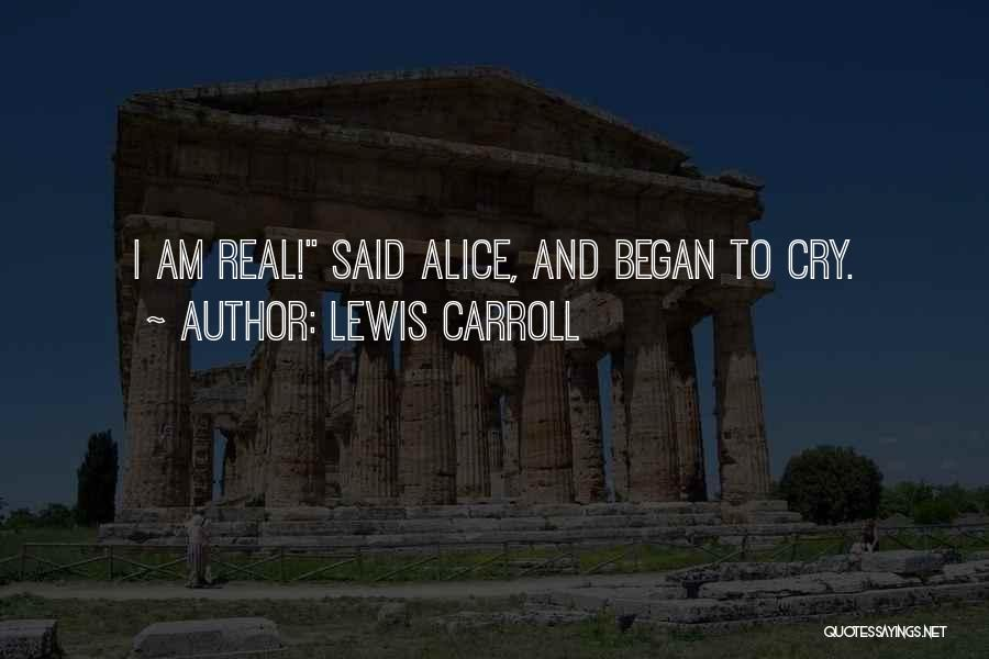 B H Carroll Quotes By Lewis Carroll