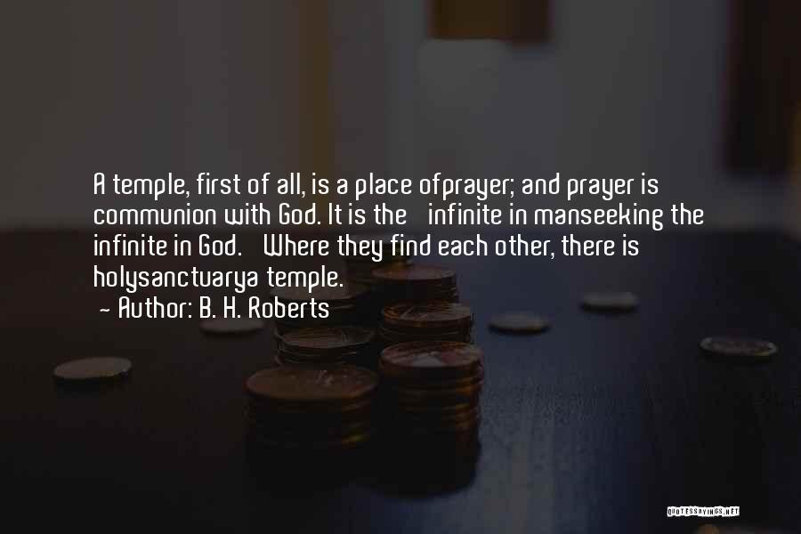 B. H. Roberts Quotes 2225254