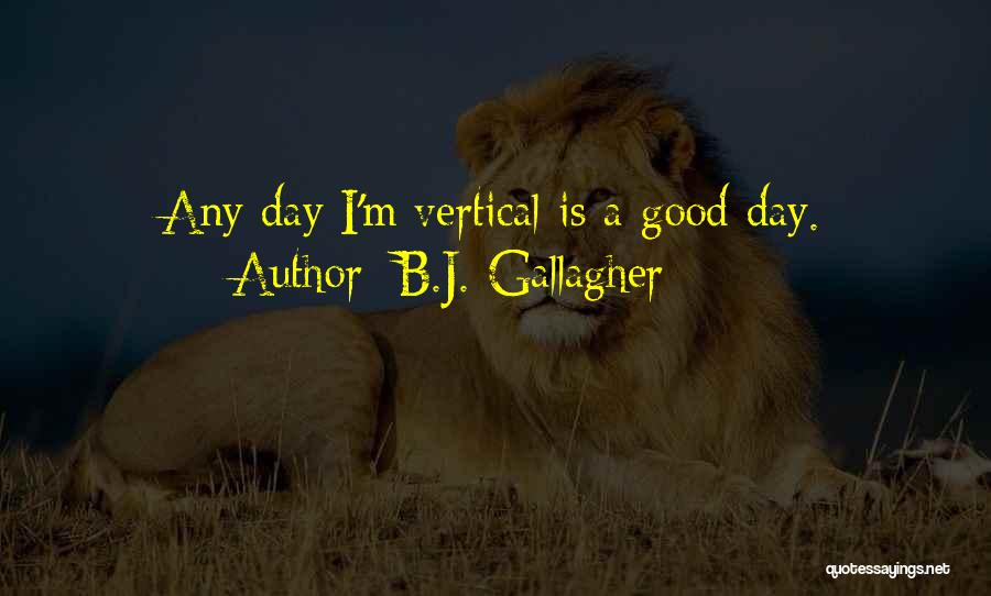 B.J. Gallagher Quotes 2162747