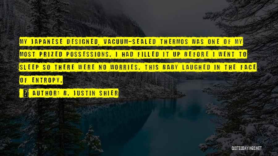 B. Justin Shier Quotes 2108245