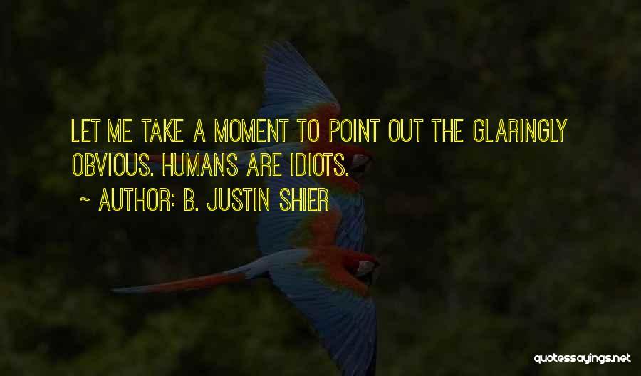 B. Justin Shier Quotes 2134059