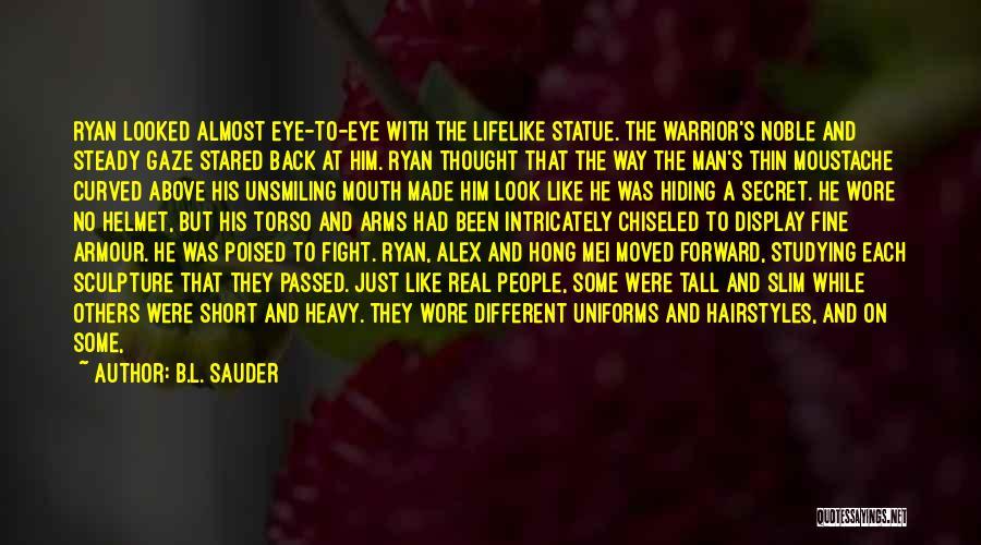 B.L. Sauder Quotes 2087947