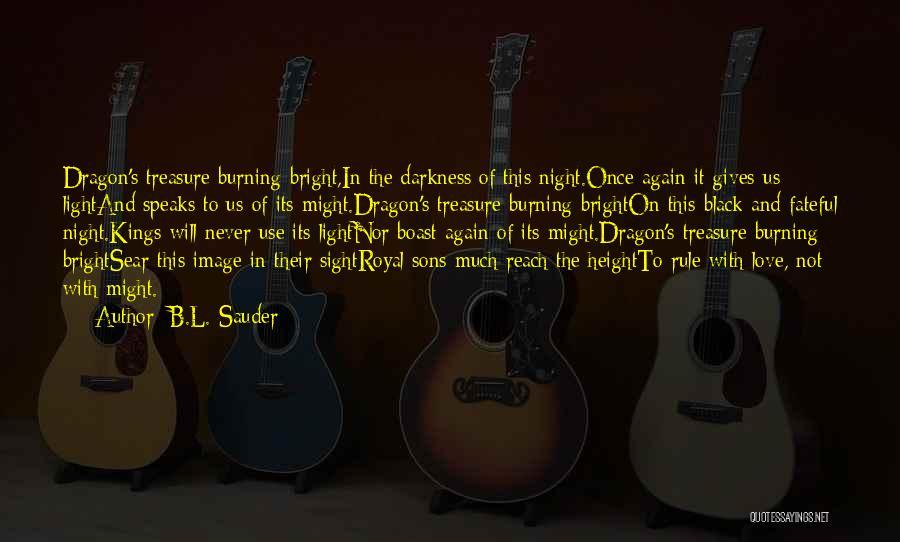 B.L. Sauder Quotes 2252105