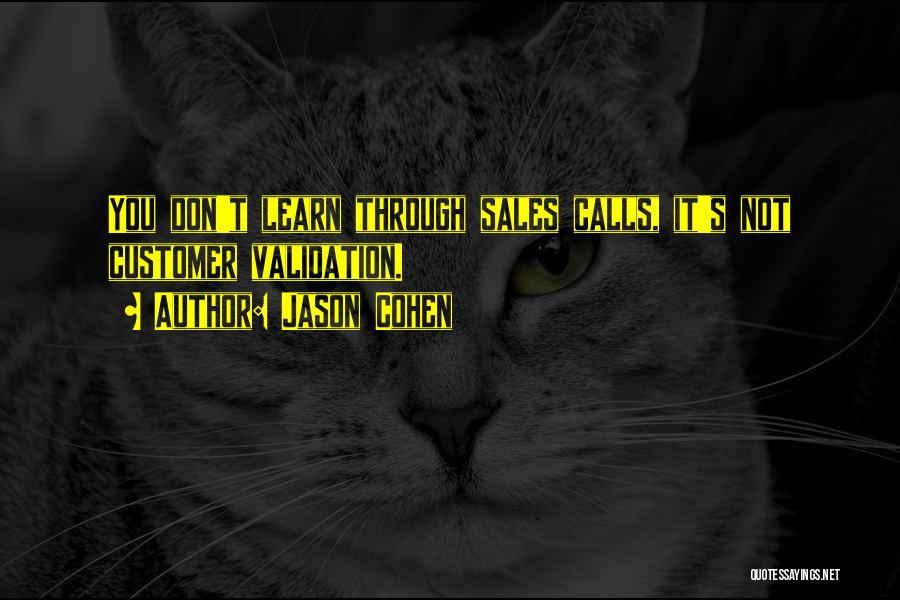 B2b Quotes By Jason Cohen