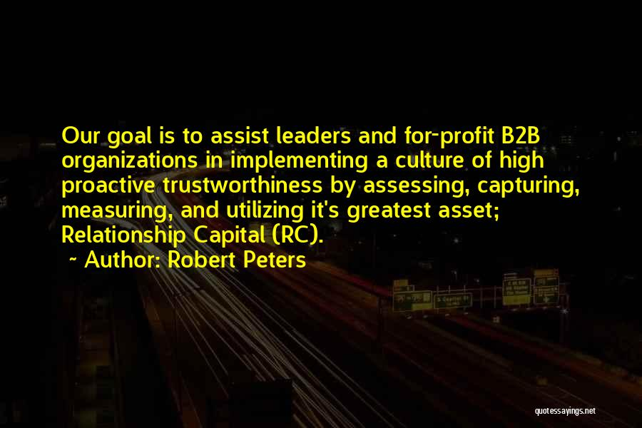 B2b Quotes By Robert Peters