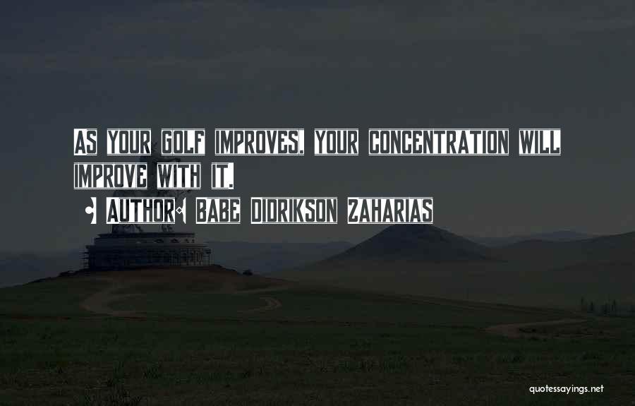 Babe Didrikson Zaharias Quotes 285263
