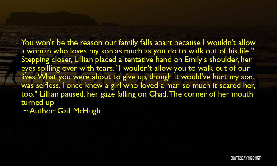 Baby Killed Quotes By Gail McHugh