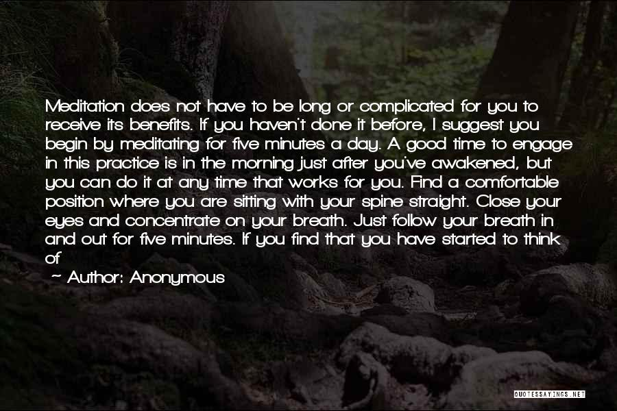 Back After A Long Time Quotes By Anonymous