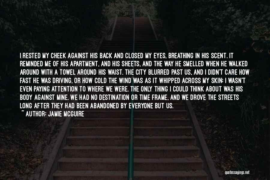Back After A Long Time Quotes By Jamie McGuire