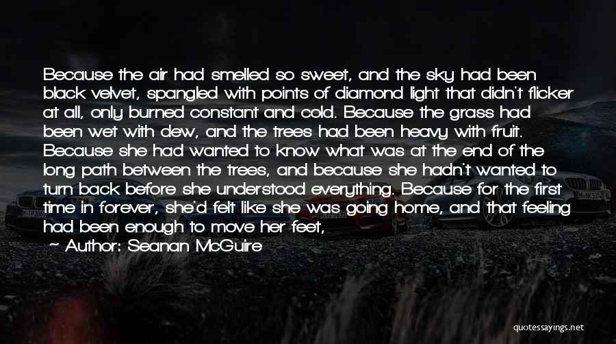 Back To Sweet Home Quotes By Seanan McGuire