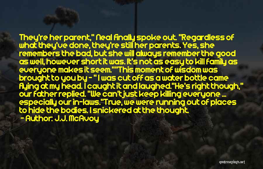 Top 4 Quotes & Sayings About Bad Father In Laws