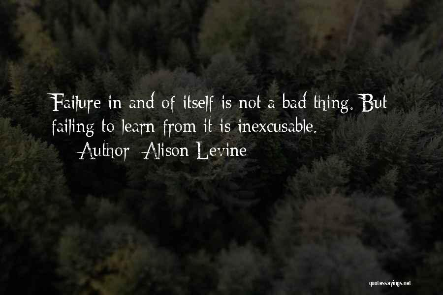 Bad Inspirational Quotes By Alison Levine