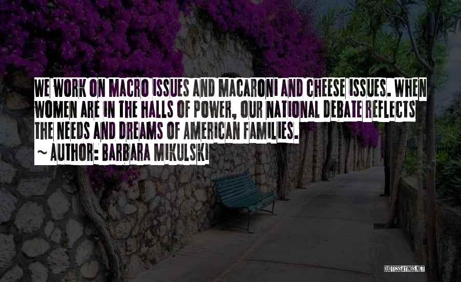 Badass American Quotes By Barbara Mikulski