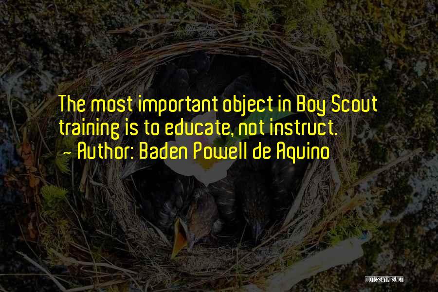 Baden Powell De Aquino Quotes 1449904