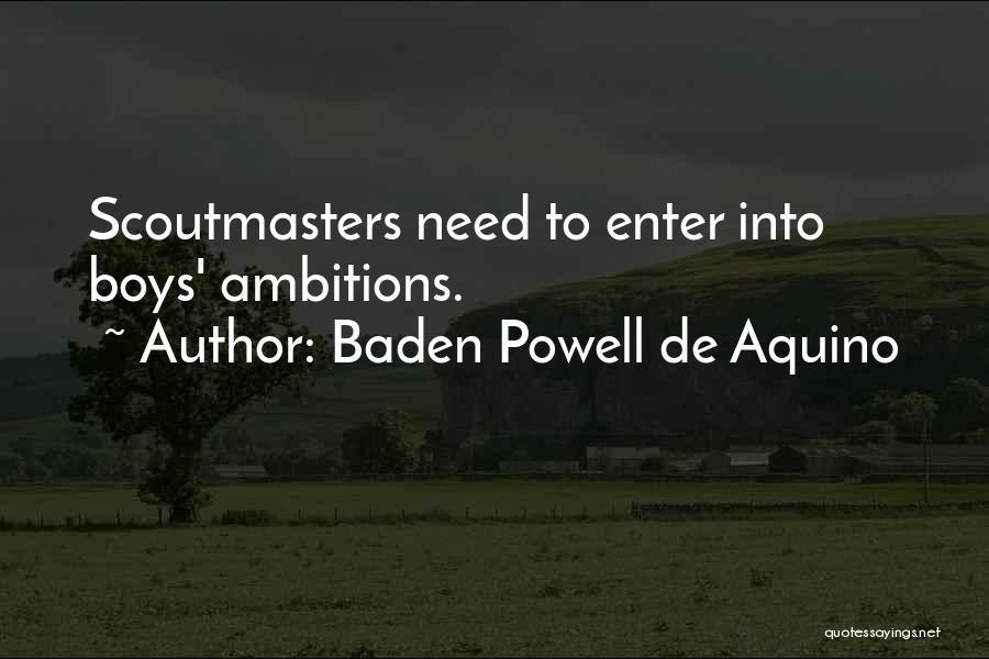 Baden Powell De Aquino Quotes 1524071