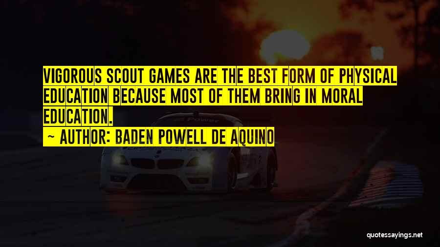 Baden Powell De Aquino Quotes 1532148