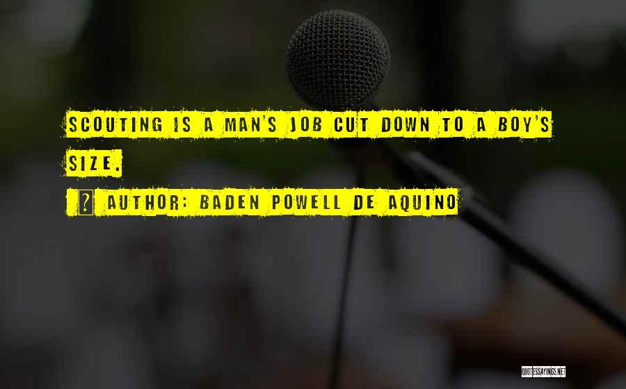Baden Powell De Aquino Quotes 1742736