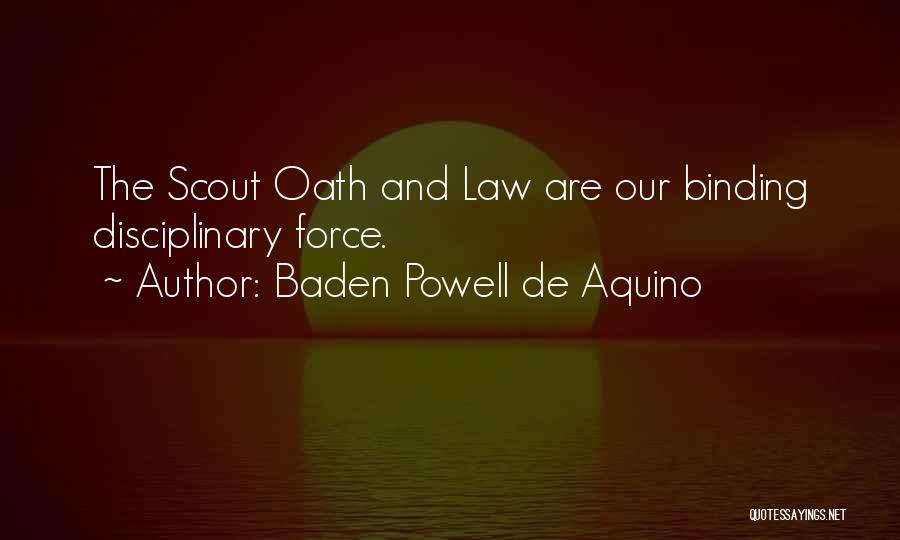 Baden Powell De Aquino Quotes 1767031