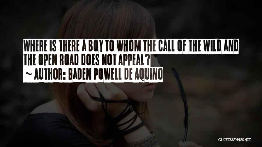 Baden Powell De Aquino Quotes 1816767