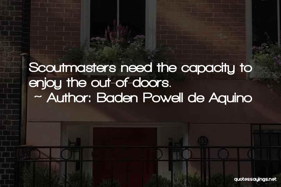 Baden Powell De Aquino Quotes 1828979