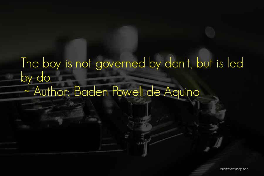Baden Powell De Aquino Quotes 2170446