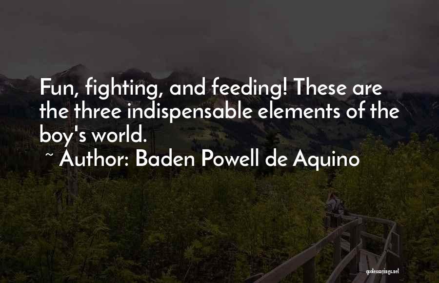 Baden Powell De Aquino Quotes 2201695