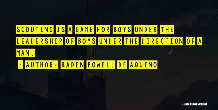 Baden Powell De Aquino Quotes 282296