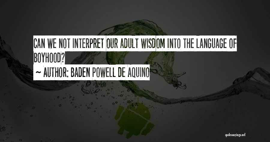 Baden Powell De Aquino Quotes 384765