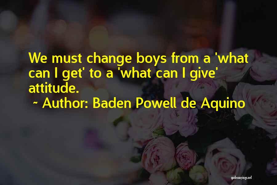 Baden Powell De Aquino Quotes 455344