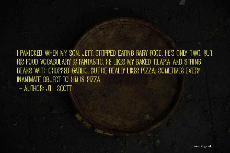 Baked Beans Quotes By Jill Scott