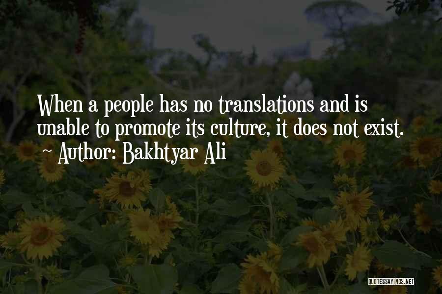 Bakhtyar Ali Quotes 1999916