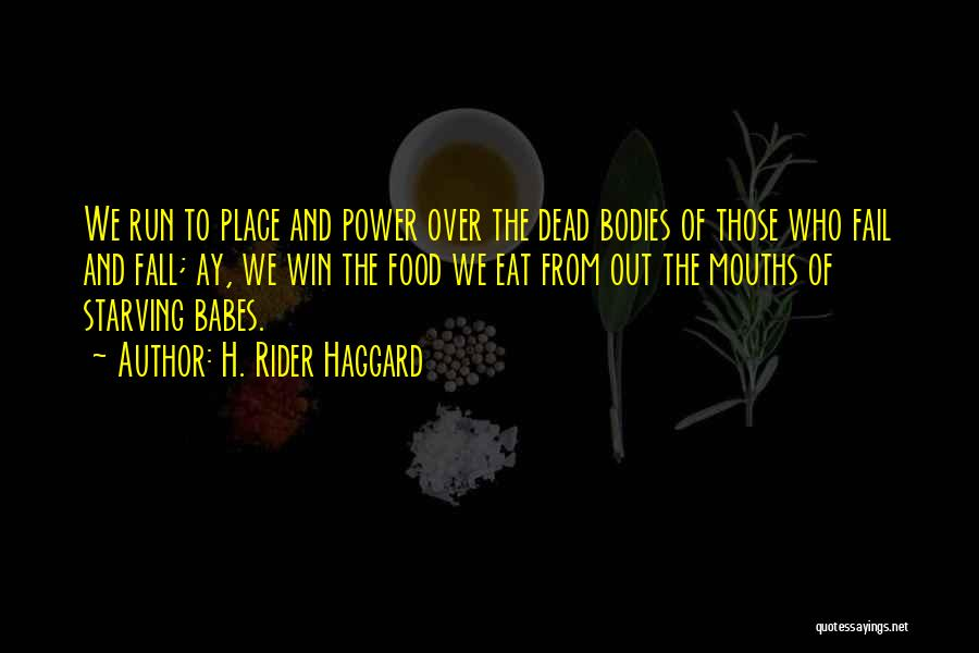 Balance Good And Evil Quotes By H. Rider Haggard