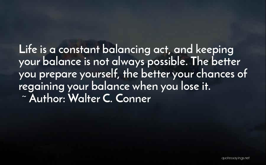 Top 83 Quotes Sayings About Balancing Act