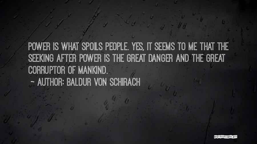 Baldur Von Schirach Quotes 107857