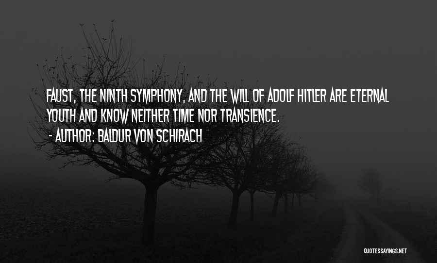 Baldur Von Schirach Quotes 1481825